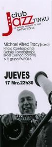 Club Jazz Tinku poster resized