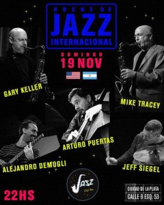 BA International Jazz
