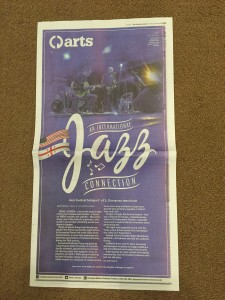 CJ Sunday Arts Section page 1 6:26:16